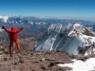 Aconcagua summit (6961m)