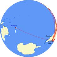 Flights to Argentina from New Zealand & Australia