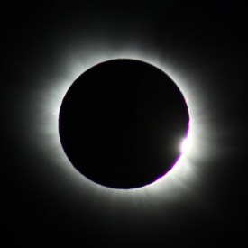 March 2015 eclipse from Svalbard (2m 29s)