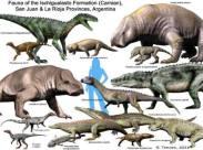 Triassic species found at Ischigualasto